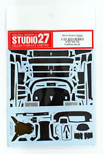 Studio27 ST27-CD24013 Alfa Romeo 155 V6 T1 Carbon Decal Set for Tamiya 1/24