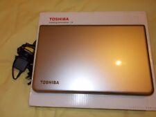 TOSHIBA LAPTOP CHROME  C55 1HM 2.4GHZ 1TB HDD 8GB MEM WINS 10 OFFICE BOXED