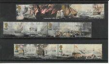 GB 2005 Battle of Trafalgar set - SG 2574/79 - u/m