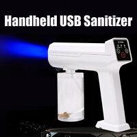 USB Sanitizer Sprayer Disinfectant Fogger Spray Gun Portable Indoor Home