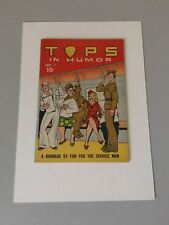 Tops in Humor (1944) #2 VF Very Fine