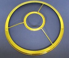 New # 2 Brass Plated 10 inch Shade Ring Holder