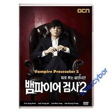 """BUY 5 GET 1 FREE""  Vampire Prosecutor (Season 2) Korean Drama Excellent English"
