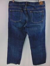 American Eagle Boy Fit Women's 10 Denim Jeans Casual Pants 100% Cotton