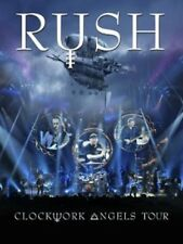 RUSH - CLOCKWORK ANGELS TOUR  (2-DVD)  ROCK & POP  NEU