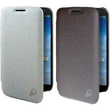 Flip Book Cover for Samsung Galaxy S4 i9500 I9505 Cache Fabric/PC Case Cygnett