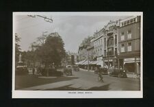 Glos Gloucestershire BRISTOL College Green 1940/50s? unposted RP PPC Wickhams