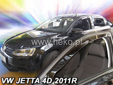 HEKO 31185 Windabweiser 2 teilig VW Jetta 4 türig Stufenheck Bj. ab 2011