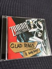 Zombie Ghost Train-glad Rags And Bodybags Cd/first Pressing/psychobilly
