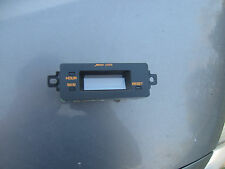 ★ Mazda Jeco 323 New Dash Clock ---NLA--- BF85-V8-550 ★ 1986 To 1989