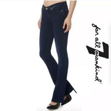 7 FOR ALL MANKIND WOMEN/'S KIMMIE BOOTCUT AU0156661C Black washed overdye NWT
