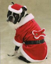 Zack & Zoey - SANTA PAWS - Halloween Dog Santa Claus Costume Small Pup Puppy NEW