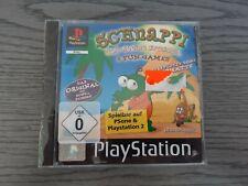 Schnappi - Das kleine Krokodil - 3 Fun-Games | Playstation | phenomedia, 2005