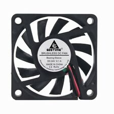 24V 2-Pin 60mm 60x60x10mm 6cm 11 Blades Brushless DC Cooling Fan  6010S