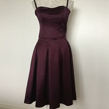 Coast Ladies Strappy Dress Size 10