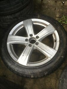 MERCEDES S CLASS W 221 / 2010-2013  ALLLOY WHEEL WITH TYRE 255/45 R18