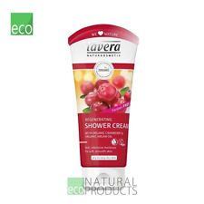 Lavera orgánica Cuerpo Crema de Ducha regeneración Arándano & Aceite de Argan 200ml