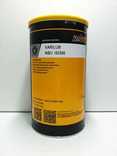KLÜBER LUBRICATION VARILUB® NBU 15/300 1kg Spindellagerfett bearing grease NEU