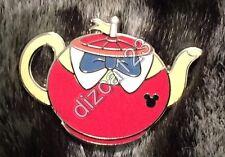 Disney Pin 2014 Hidden Mickey Alice in Wonderland Teapots - Tweedle Dee & Dum