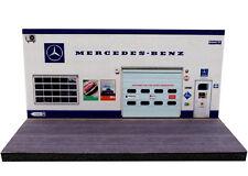 Diorama présentoir Mercedes-Benz - 1/87ème (HO) - #HO-2-O-O-002