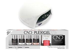 CND PLEXIGEL SYSTEM KIT with UV LAMP