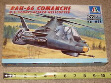 MIB Italeri 1/72 RAH-66 US ARMY COMMANCHE ATTACK HELICOPTER