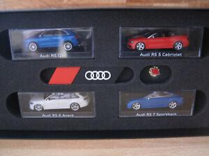 "Audi ""Land of quattro - Alpen Tour 2013"" - Pressemappe - Presseset - Spark 1:87"