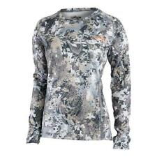 Sitka Women's Core Midweight Crew LS Elevated II ~ New ~ All Sizes
