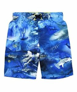 Boys Ocean Pacific Mesh Lined Swim Shorts