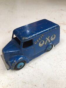 Vintage Dinky Trojan Oxo Van