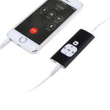 IPhone chiamata registratore con registrazione riproduzione vocale dittafono mp3 per Smartphone