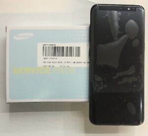 Genuine Samsung S8 G950F LCD Screen Assembly New Black GH97-20457A, GH97-20629A