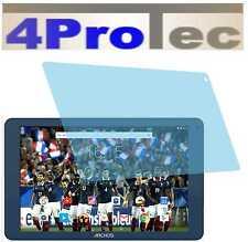 ARCHOS 101d Platinum (2x) CrystalClear LCD screen guard protector de pantalla