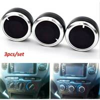 FIT FOR TOYOTA YARIS VITZ ECHO 98-05 SWITCH KNOB HEATER BUTTONS DIALS A/C COVER