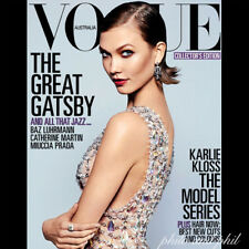 VOGUE Australia May 2013 Karlie Kloss Edie Campbell Great Gatsby Carey Mulligan