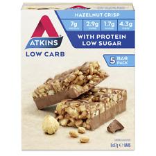 Atkins Day Break Bar Chocolate Hazelnut Crisp 37g X 5