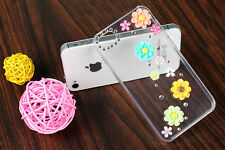 Luxury Transparent Ultra Thin TPU Case Crystal Skin Back Cover For iphone 4/4s