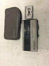 Dictaphone Microcasete Grabadora de Voz Procesador Modelo 1253