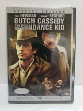 Butch Cassidy and the Sundance Kid (1969) Dvd Special Edition *Brand New*