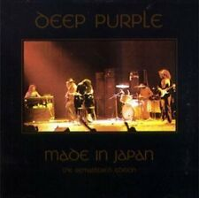 DEEP PURPLE - MADE IN JAPAN [THE REMASTERED EDITION] NEW CD