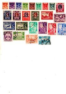 commonwealth stamps, burma