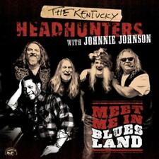 The Kentucky Headhunters with Johnny Johnson meet me in Blues paese CD ALBUM 2015