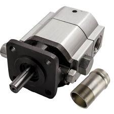 11 Gpm Hydraulic Log Splitter Pump Kit 2 Stage Highlow Gear Pump