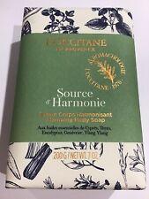 Loccitane Harmonie Uplifting Body Soap 200g New