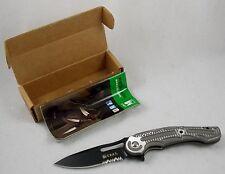 New Columbia River Knife & Tool CRKT 5335K Ikoma Sampa Combo Edge Tactical Knife