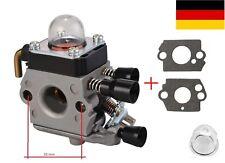 STIHL Vergaser Set FS38 FS45 FS46 FS55 FS74 FS75 FS80 FS85 HL45 HL75 HS70 HS74