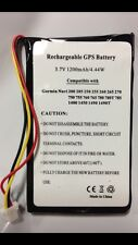 GARMIN NUVI 361-00019-11 REPLACEMENT GPS BATTERY SUIT 255 260 270 760 1490 +MORE