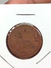 Old Fairfax Billiards Hall Minnesota SHAFF MPLS Good For 5c In Trade Token Coin