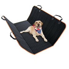 100% Waterproof Pet Seat Cover Car Seat Cover for Cars Trucks and Suvs Black