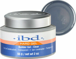 Authentic IBD Hard Gel LED/UV Builder Gel 56g / 2 oz - You Pick!